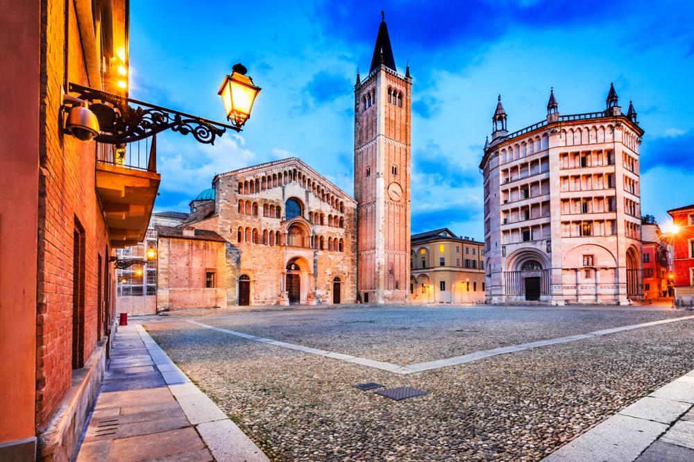 Emilia Romagna Altstadt