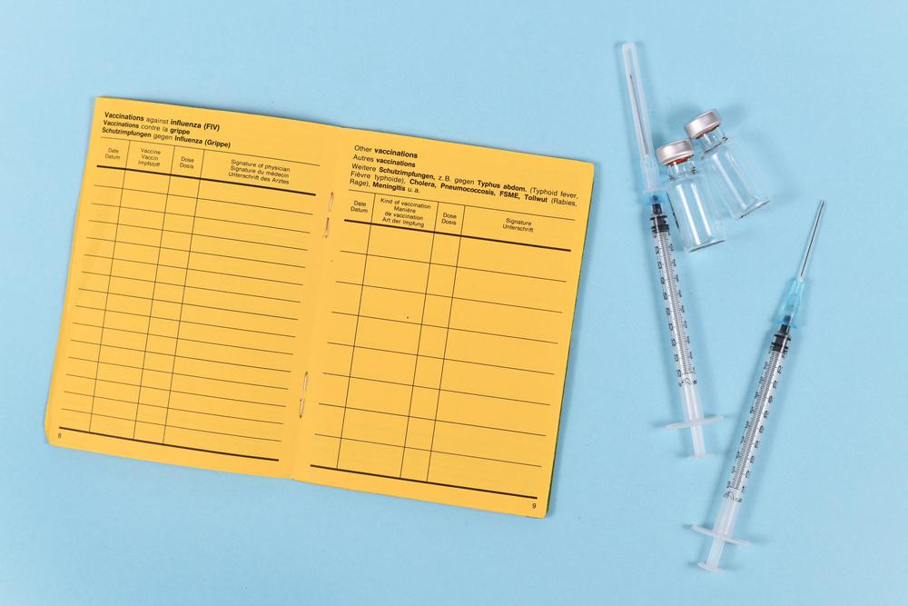 Impfpass Impfung Gesundheit