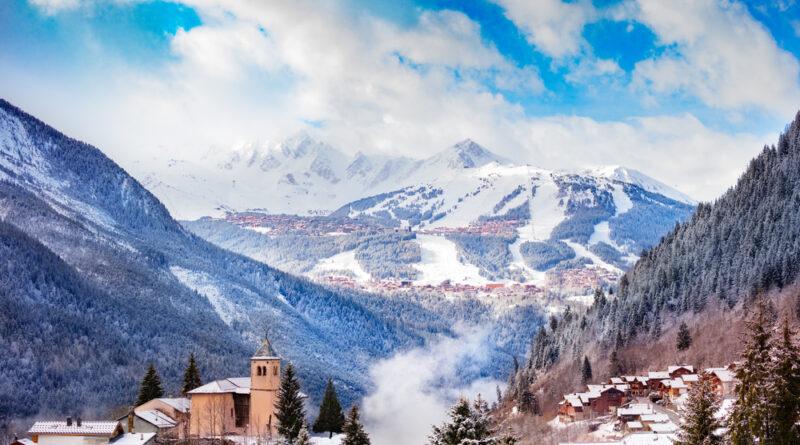 Schneeschuhe Auvergne